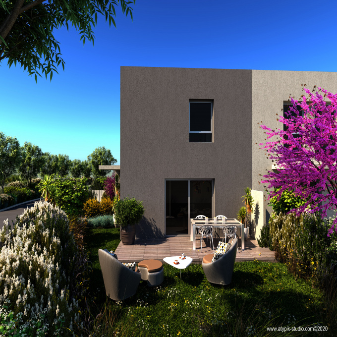 Programme neuf Maison Portiragnes (34420)